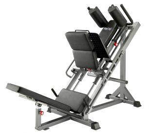 Силовой тренажер для приседаний, жим ногами, гакк машина Body Craft F660
