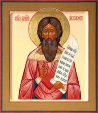 Икона Аввакум, протопоп (рукописная)