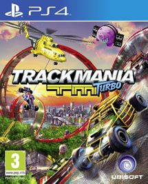 Игра Trackmania Turbo (PS4,PS VR)