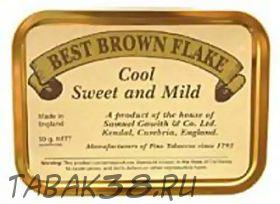 Табак Samuel Gawith - Best Brown Flake 50 г