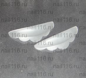"""Бигуди силиконовые - размер """"M2"""" (средний) - 1 пара"""