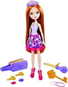 Игровой набор Стильные прически Холли О'Хара (Holly O'Hair), EVER AFTER HIGH