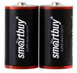 Батарейка LR 20 солевая Smartbuy R20/2S
