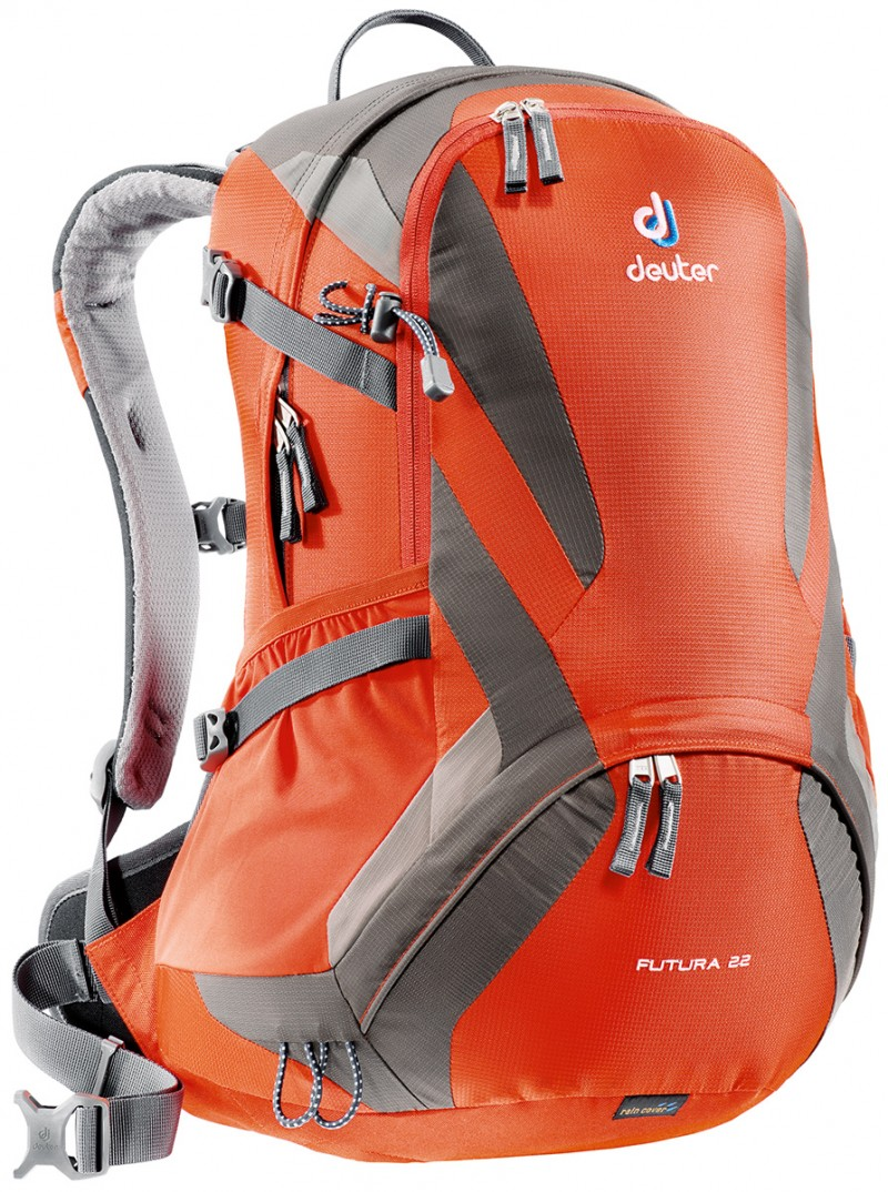 Deuter Aircomfort Futura Futura 22L papaya-stone универсальный рюкзак