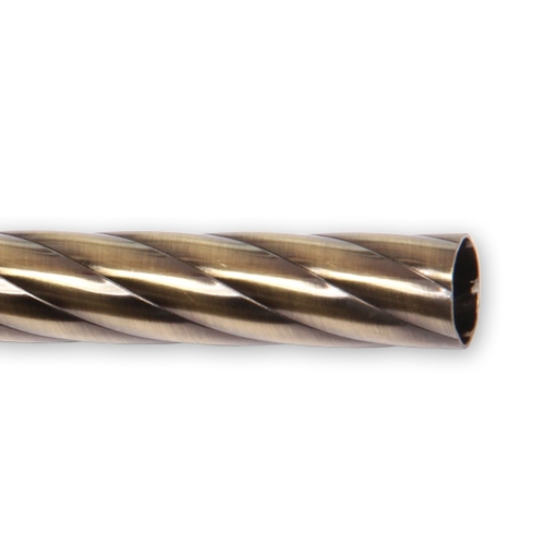 Труба твист антик 16 мм