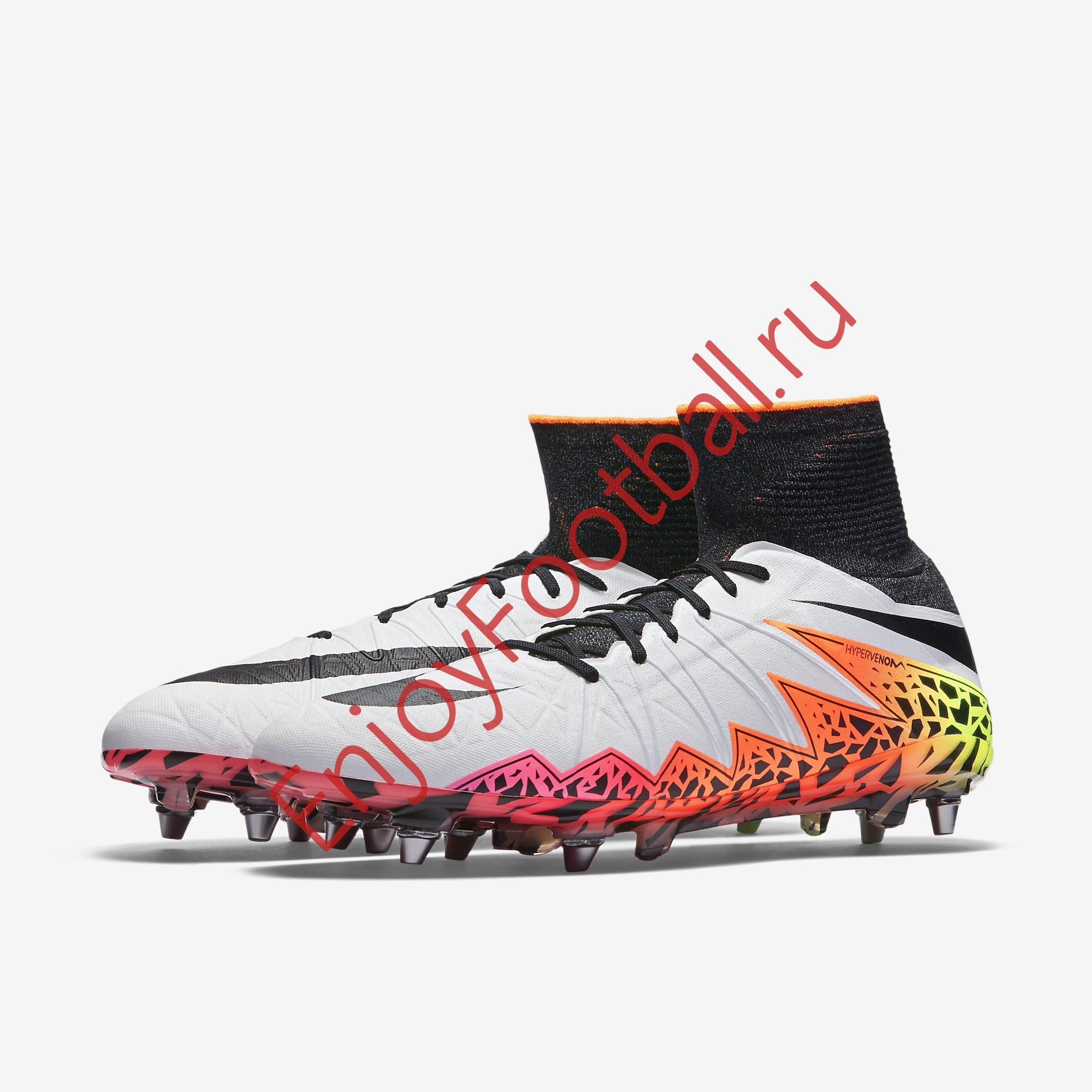 wholesale dealer d70fd 5d426 Бутсы NIKE HYPERVENOM PHANTOM II SG-PRO 747489-108