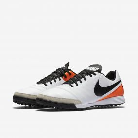 Шиповки NIKE TIEMPO GENIO II LEATHER TF 819216-108