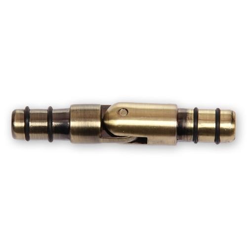 Соединитель эркерный антик 16 мм