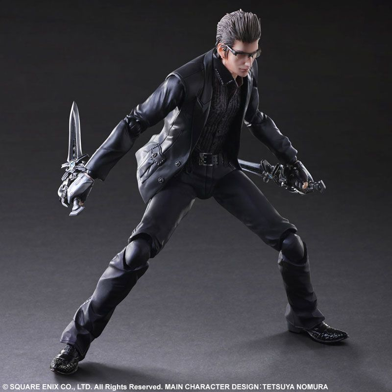 Фигурка Final Fantasy XV Play Arts Kai Ignis