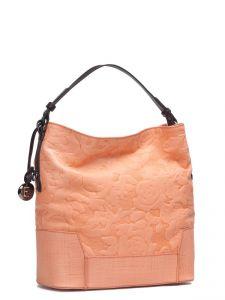 Коралловая сумка