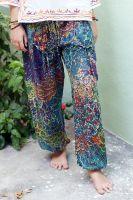 Красивые женские индийские штаны шаровары, купить в интернет-магазине, Москва