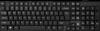 Проводная клавиатура Accent SB-720 RU,черный,компактная