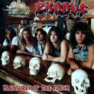 Exodus - Pleasures Of The Flesh CD