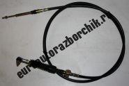 Трос переключения передач КПП Faw 1041/1051 (Чёрный нижний)