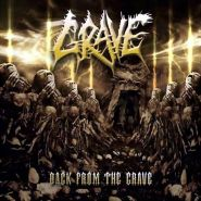 Grave - Back From The Grave (2012 Re-Issue) CD