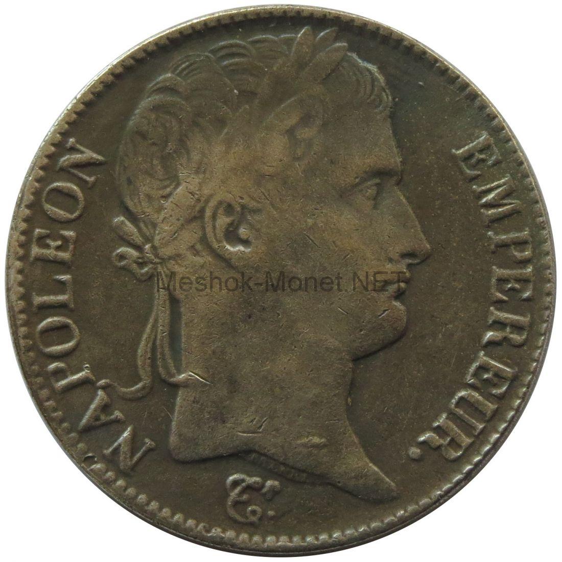 Копия 5 франков 1807 год Франция Наполеон