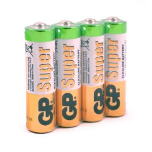 Батарейка GP Super Alcoline LR6 1,5 V (AA) (4 шт.)