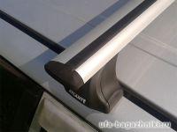 Багажник на крышу Volkswagen Amarok, Атлант, крыловидные аэродуги