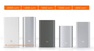 ВЗУ  Power Bank 10 000 mAh