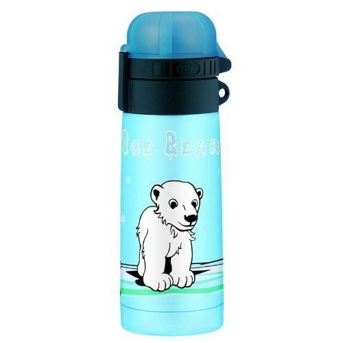 Термос-бутылочка Alfi Icebear blue 0,35L