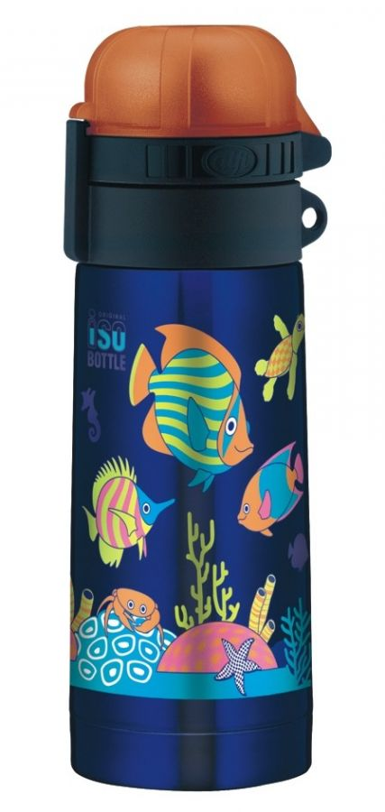 Термос-бутылочка Alfi Happy Fish 0,35 L
