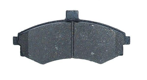 Колодки тормозные передние HYUNDAI Elantra, Matrix, KIA Magentis 2639 Siffert