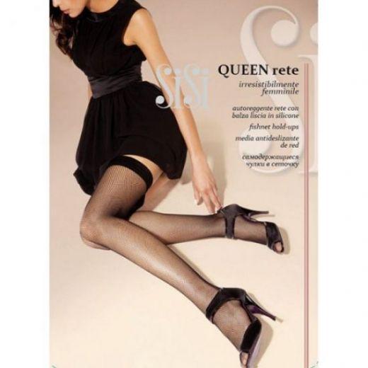 чулки SISI Queen  Rete