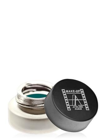 Make-Up Atelier Paris Gel Eyeliner EMW emerald green Подводка для глаз гелевая перманентная изумрудная