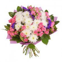Букет цветов БРЮССЕЛЬ