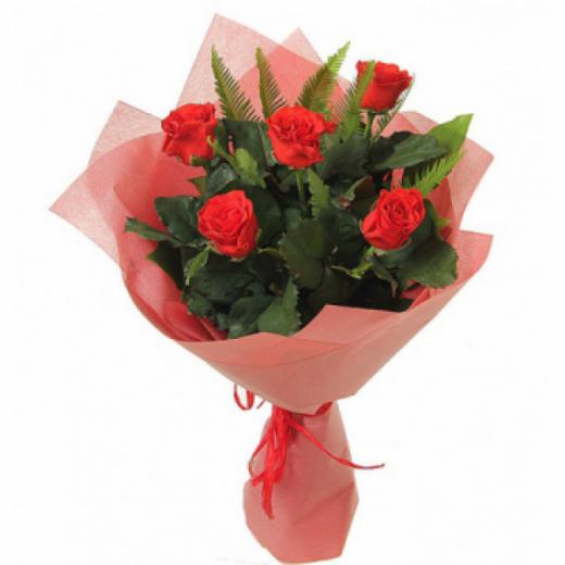 Букет цветов КОМПЛИМЕНТ