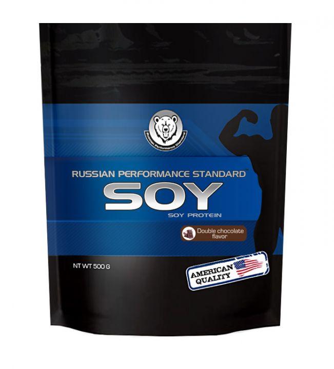 RPS Soy Protein (500 гр.) - Двойной шоколад