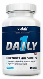 VP Laboratory Daily1 (100 табл.)