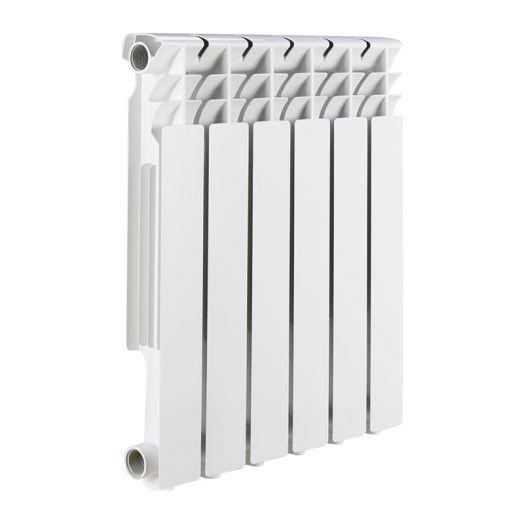 Радиатор биметаллический Rommer Optima BM 6 секций 500-80-80