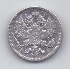 25 пенни 1890 г. редкий год