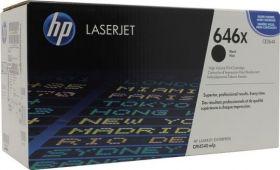 HP CE264X Картридж оригинальный Black ( 17000 стр. )