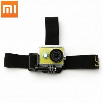 Крепление Xiaomi Yi на голову для камер (GoPro /SJcam /Xiaomi   Head Strap Mount )