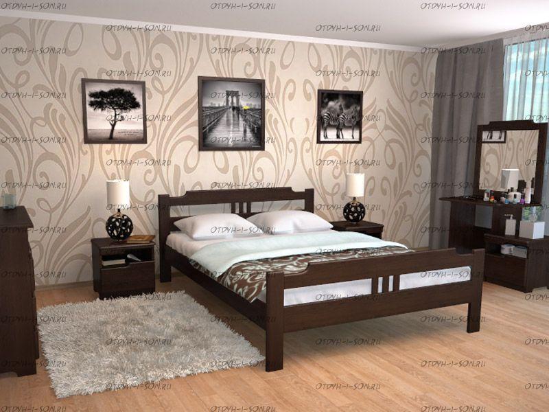 Спальня Бельфор Массив DreamLine