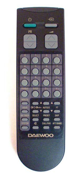 Daewoo DTA1414  (R-18A , R-18A07 , R-18H43)  (TV)