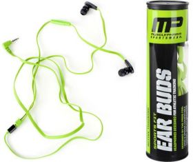 Наушники Ear Buds MusclePharm