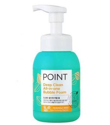 KeraSys POINT EXPERT Мусс для умывания, глубокое очищение (для всех типов кожи) 300мл