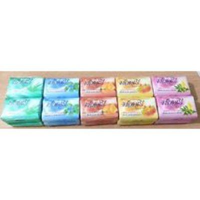 Мыло туалетное Lion Flore Herbal Bar Soap в ассортименте