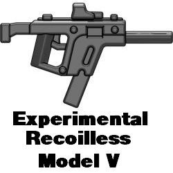 Experimental Recoilless Model V. Цвет: [Коричневый]