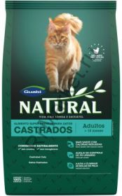 Natural for castrated cats