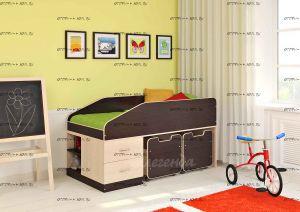 Кровать-чердак Легенда-8А
