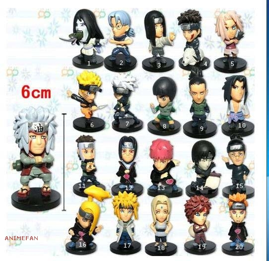Naruto Figure Set_01