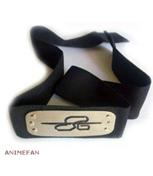 Бандана Наруто - Akatsuki Konan Headband