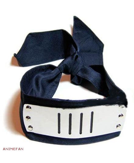 Бандана Наруто - Rain Ninja Headband