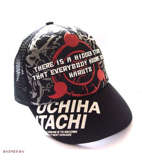 Бейсболка Naruto - Учиха Итачи