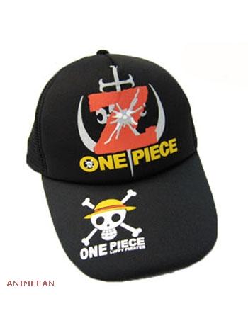 Бейсболка One Piece_01