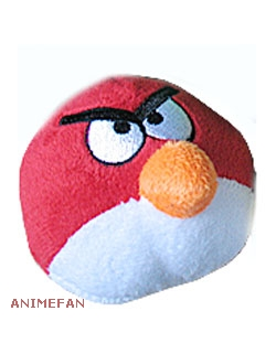 Брелок Angry birds Red Bird_02